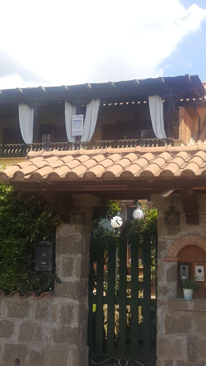 Appartamento in Villa – Rocca di Papa
