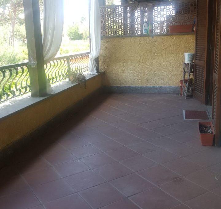 Appartamento in villa - Roccadi papa, via di frascati14