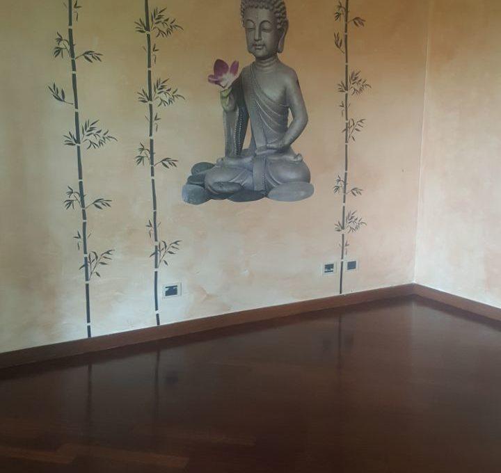 Appartamento in villa - Roccadi papa, via di frascati2