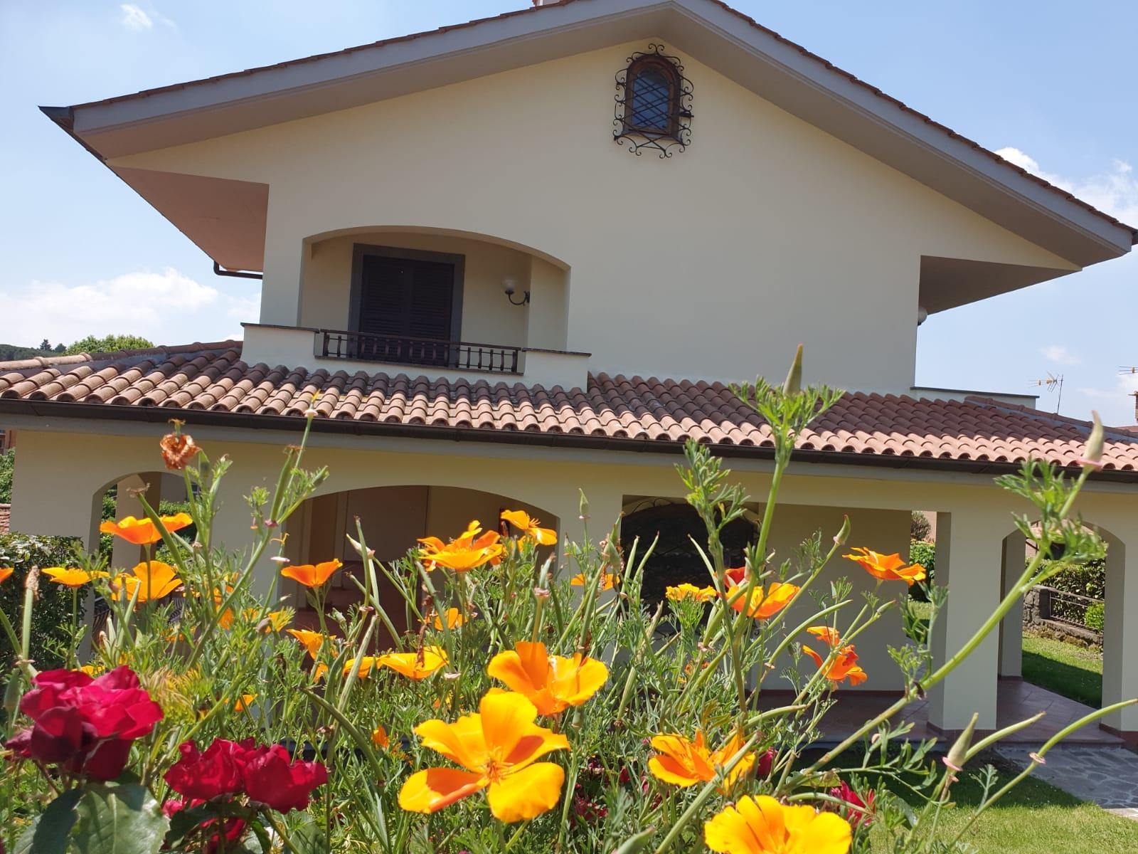 Grottaferrata – Villino bifamiliare – via del Casalaccio