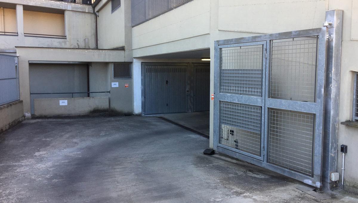 garage cancello livello -2