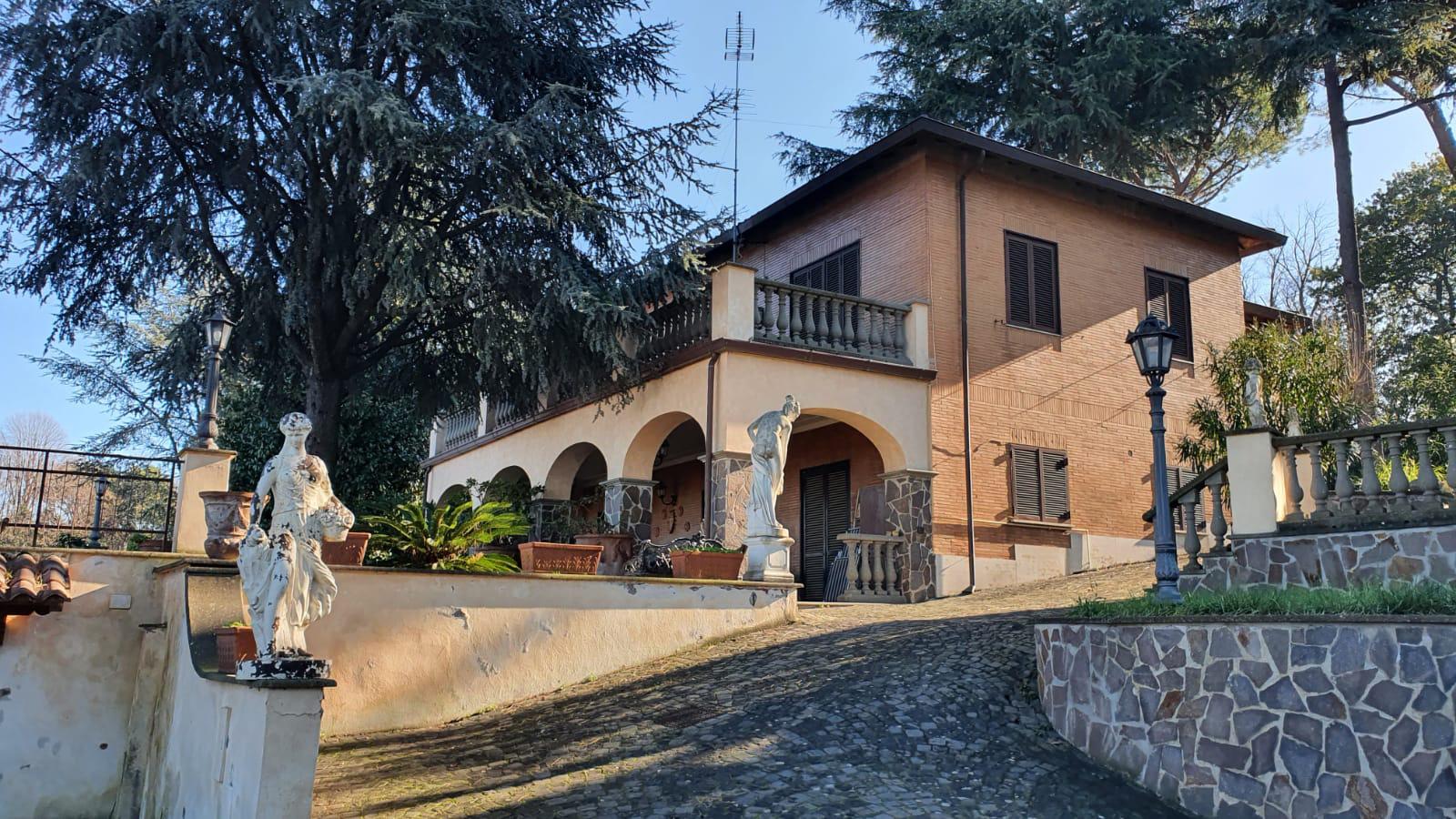 Monte Porzio Catone Villa Unifamiliare