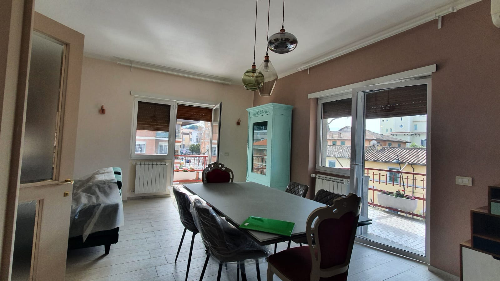 Appartamento in Via Santovetti Grottaferrata